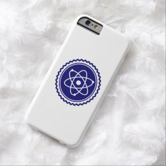 Essential Science Blue Atomic Badge iPhone 6 Case