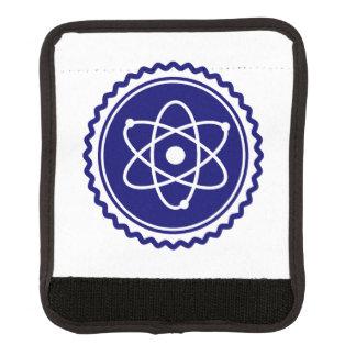 Essential Science Blue Atomic Badge Luggage Handle Wrap