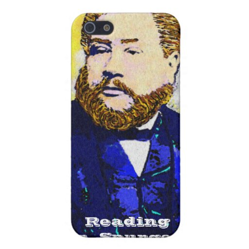 Essential Spurgeon 4G iPhone Speck Case #2 iPhone 5 Cover