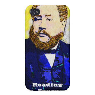 Essential Spurgeon 4G iPhone Speck Case #2 Case For iPhone 4