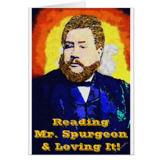 Essential Spurgeon Notecards Card