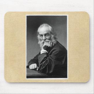 Essential Walt Whitman Portrait Mouse Pad