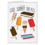 Essentials: Cool Summer Treats Card