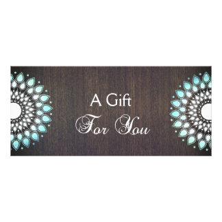 Essenze Nails and Beauty Gift Certificate Custom Rack Cards