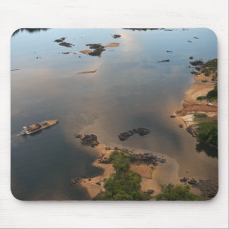 Essequibo River, longest river in Guyana, and 2 Mouse Pad