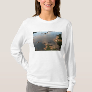 Essequibo River, longest river in Guyana, and 2 T-Shirt