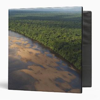 Essequibo River, longest river in Guyana, and 3 Vinyl Binders