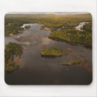 Essequibo River, longest river in Guyana, and 4 Mouse Pad