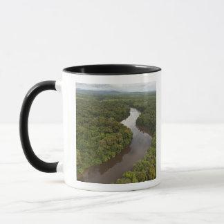 Essequibo River, longest river in Guyana, and 5 Mug