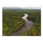 Essequibo River, longest river in Guyana, and 5 Postcard