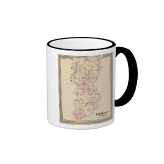 Essex County in Vermont Coffee Mugs