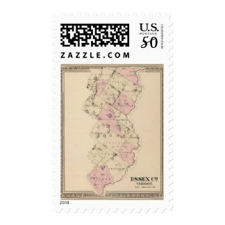 Essex County in Vermont Postage