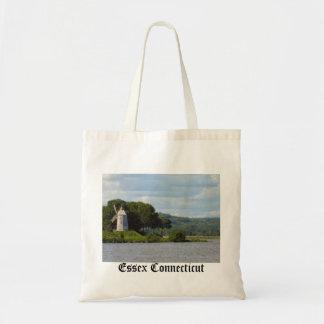 Essex CT Windmill Budget Tote Bag