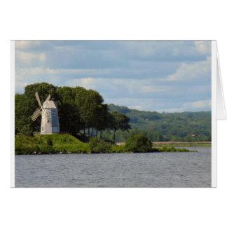 Essex CT Windmill Greeting Card