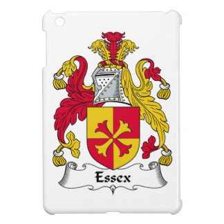 Essex Family Crest iPad Mini Cover