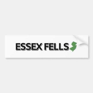Essex Fells, New Jersey Bumper Sticker