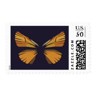Essex Skipper Butterfly Postage Stamp