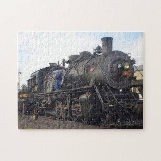 Essex Train Puzzle