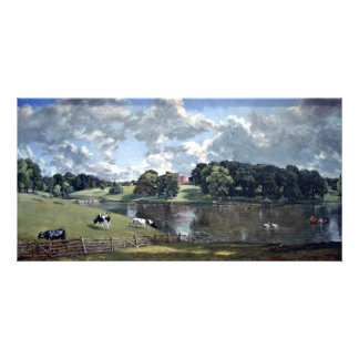 Essex, Wivenhoe Park Residence Of Major-General Re Photo Greeting Card