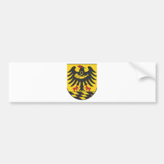 Esslingen district bumper sticker