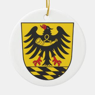 Esslingen district ceramic ornament