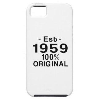 Est. 1959 iPhone SE/5/5s case