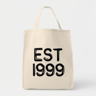 EST 1999 TOTE BAG