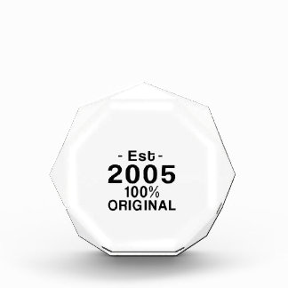 Est. 2005 award