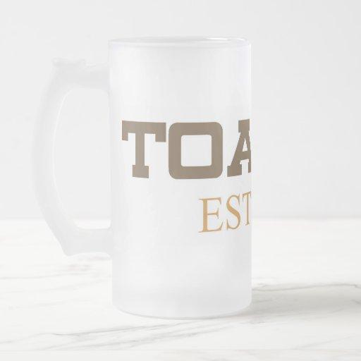 Est Toasty 2011 Tazas De Café