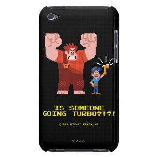 Está alguien Turbo que va iPod Touch Carcasas