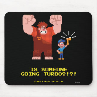 Está alguien Turbo que va Tapetes De Raton