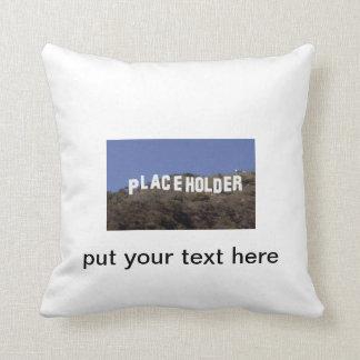 esta almohada podía ser la suya