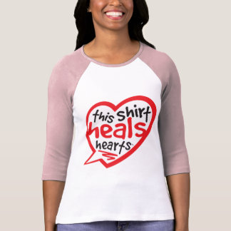 Esta camisa cura el corazón