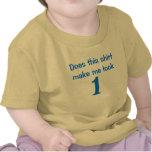 ¿Esta camisa me hace la mirada 1?