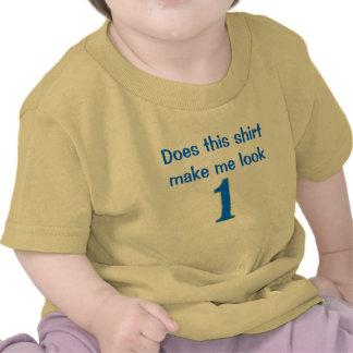 ¿Esta camisa me hace la mirada 1