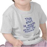 Esta camisa vale más que mi casa