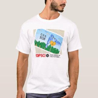 Esta camiseta de la semana de PopSci en el futuro