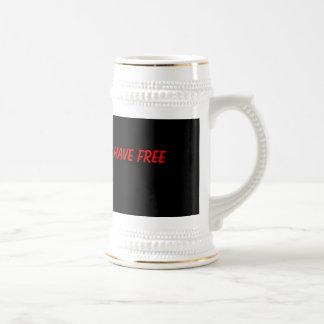 Esta cosa mejor tiene repuestos libres jarra de cerveza