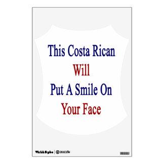 Esta costa Rican pondrá una sonrisa en su cara