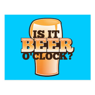 Está diseño relacionado tiempo del alcohol del en tarjetas postales