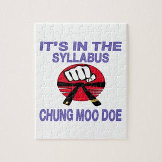 Está en la gama del MOO de Chungkin del programa Rompecabeza