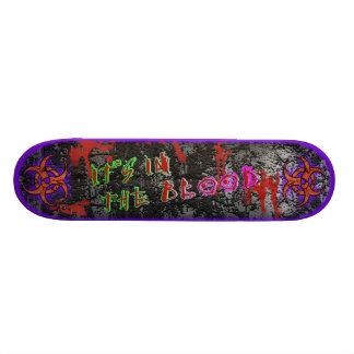 """Está en la púrpura de la sangre [serie 1] patineta 7 1/8"""""""