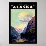 Ésta es Alaska Póster