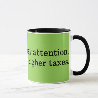 Esta es la razón por la cual sus impuestos son más