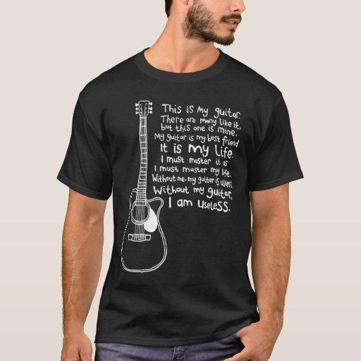 Ésta es mi guitarra playera