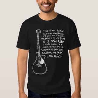 Ésta es mi guitarra polera