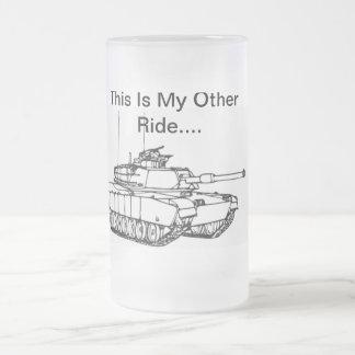 Ésta es mi otra taza del paseo M1A1