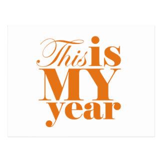 Ésta es mi postal de motivación del año