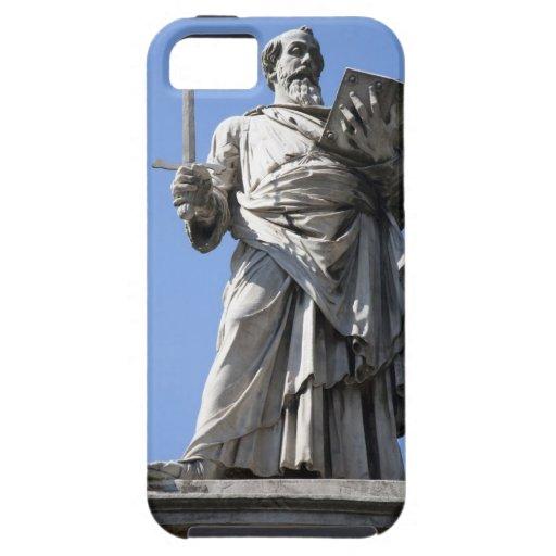 Esta estatua de Saint Paul está en el sitio derech iPhone 5 Case-Mate Protector