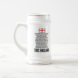 Esta Inglaterra Jarra De Cerveza
